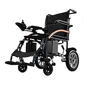 Amazon.com: HBBenz Lightweight Electric Wheelchair, Compact ...