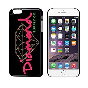 Diamond Supply 24 pink Orange and Green Iphone 6 Case