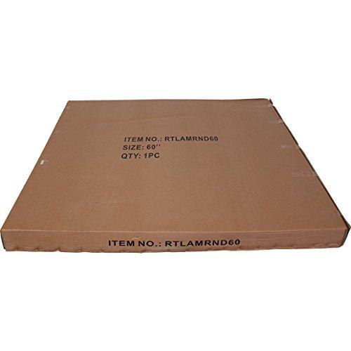 Celina 60'' Round Laminate Table, Set of