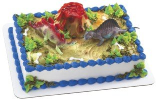 (A Birthday Place Dinosaur Pals Cake)