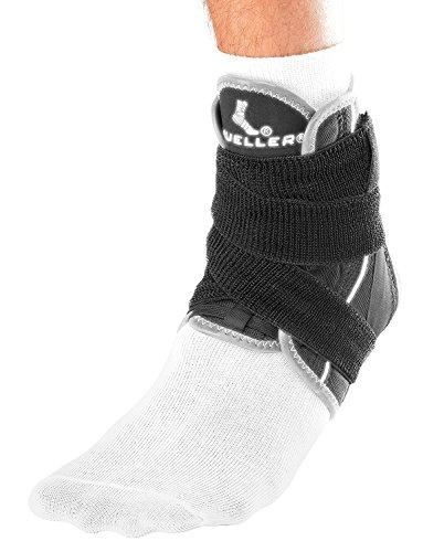 Mueller Hg80 Ankle Brace - Mueller Sports Medicine HG80 Premium Soft Ankle Brace, Large, 0.50 Pound