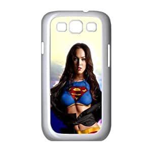 Custom Super Woman Back Cover Case for SamSung Galaxy S3 I9300 JNS3-197 BY icecream design