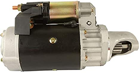 DB Electrical SND0388 New Starter For 410 410D 510 510D 710 710D 540 540E John Deere Backhoe Loader 1990 128000-7230 128000-7231 RE39832 RE43421 SE501421 17625