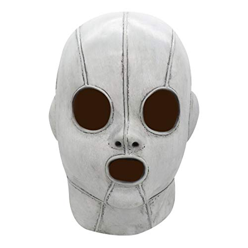All Halloween Movie Masks (Cafele Horror Movie Us Killer Mask Evan Alex Mask Cosplay Halloween Accessories for Adults)