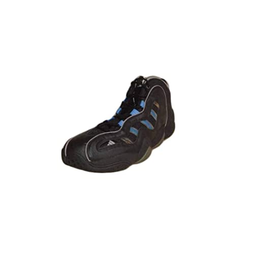 reputable site ed1bf 12aa7 adidas Scarpe Uomo Sneaker Silk D.N.E. Basket in Pelle nera 660815-NER Nero