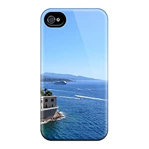 Special Design Back Seaside Villa Phone Cases Covers For Iphone 6