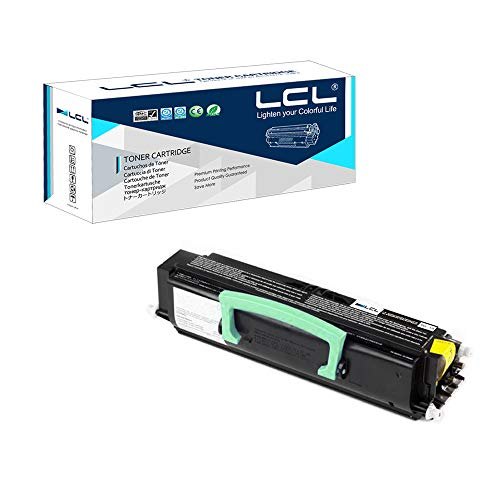 - LCL Remanufactured Toner Cartridge Replacement for Lexmark 24035SA 24015SA 34035HA E230E230 Black E330 E330N E330TN E332 E332N E332TN E340 E342N E342TN E230 E232 E232T E234 (1-Pack Black)