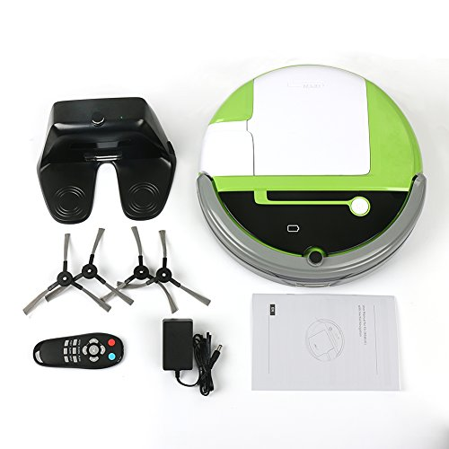 EVERTOP Robotic Vacuum Cleaner, With Inertial Navigation Rob