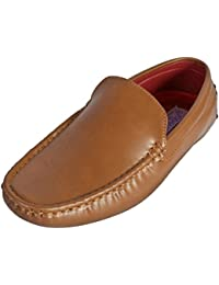 Boys Classic Slip On Loafer Shoe (Toddler/Little Kid/Big Kid)