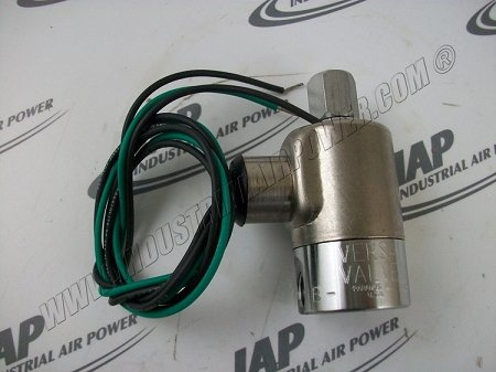 91B80 Valve designed for use with Gardner Denver compressors by Industrial Air Power