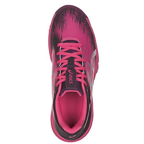 Femmes De hockey Asics Gel New Typhoon Pour Navy Sport 3 Chaussures qTASFwT