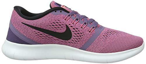 Zapatillas De Running Nike Free Rn Canyon Purple / Lava Glow / Work Blue / Black Para Mujer
