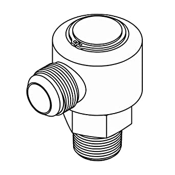 Tompkins LS-2501-06-06 Live Swivel, MJIC to Male Pipe Elbow 90, 9/16