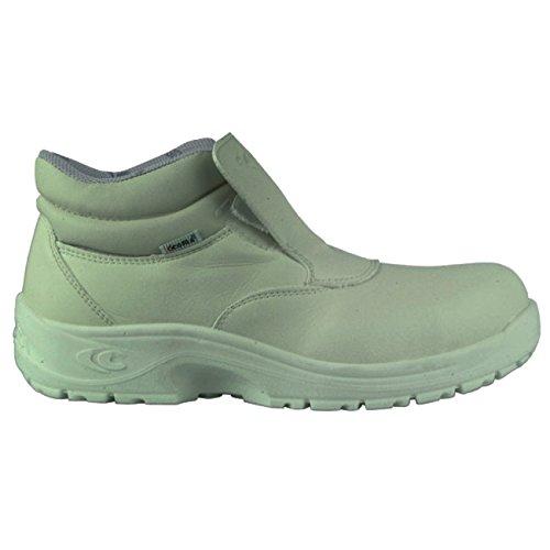 Cofra 10150-000.W42 Numa S2 SRC Chaussures de sécurité Taille 42 Blanc