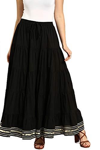 Soch Cotton a-line Skirt