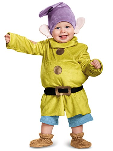 Baby/Toddler Dopey Deluxe Infant Costume -