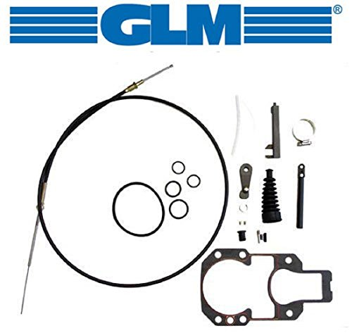 MERCRUISER ALPHA ONE SHIFT CABLE ASSEMBLY KIT | GLM Part Number: 21450; Sierra Part Number: 18-2603; Mercury Part Number: 865436A03 ()