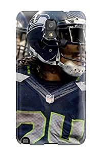 Perfect Seattleeahawks Case Cover Skin For Galaxy Note 3 Phone Case