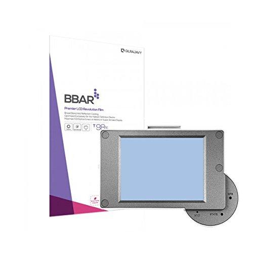 Gilrajavy Bbar Inavi Touchview HD Clear Screen Guards Anti Reflective Protector Dash Cam Balckbox Shield 1P