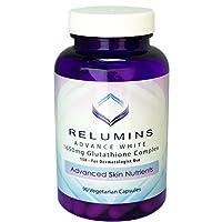 Relumins Advance White 1650mg Glutathione Complex (90 Capsules)