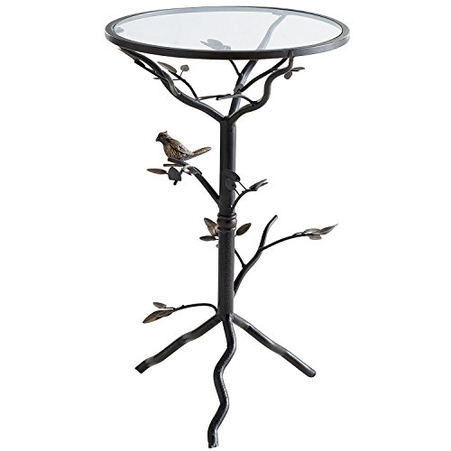 Pier 1 Imports Perched Bird Bronze Accent Table by Pier 1 Imports