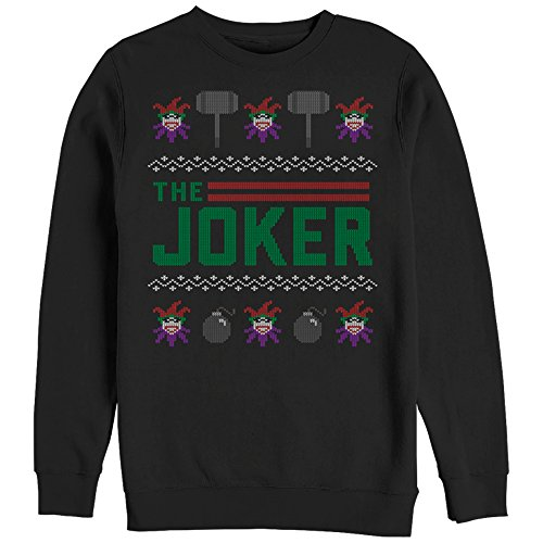 Joker Ugly Christmas Sweater Sweatshirt