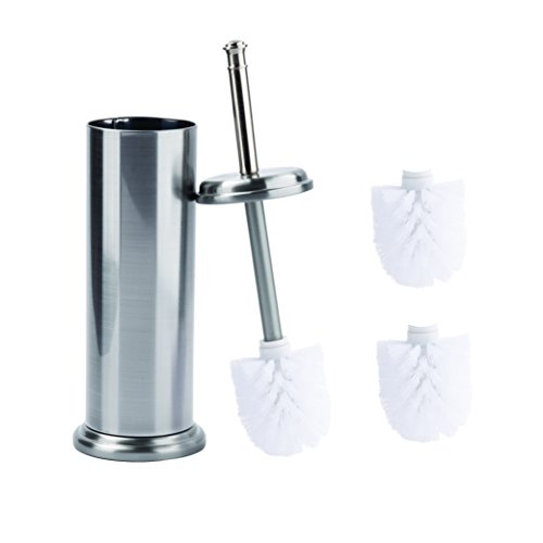 Elegant Toilet Brush and Canister by May...