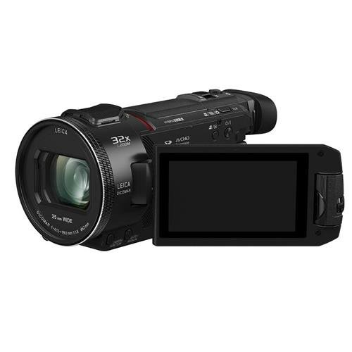 Panasonic HC-WXF1K 4K Ultra HD 1/2.5″ MOS Sensor,EVF, Twin Camera, 24x Zoom