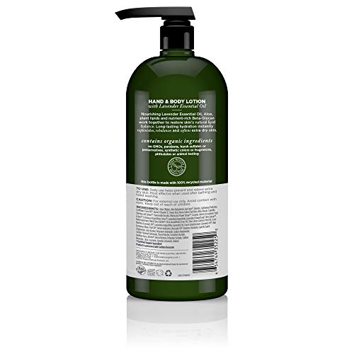Buy organic lotion for dry skin