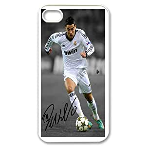 Cool Design Case For iPhone 4,4S Cristiano Ronaldo Phone Case