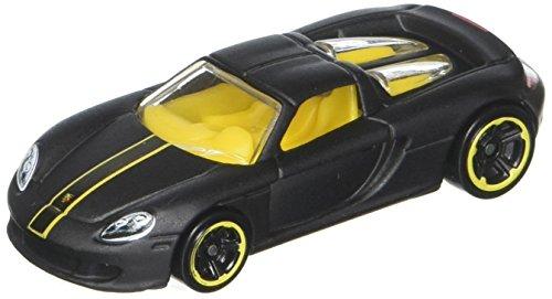 Hot Wheels 2016 HW Exotics Porsche Carrera GT 74/250, Black