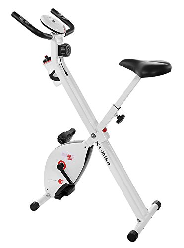 Christopeit Heimtrainer X 1 Bike, 1401