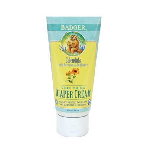 Badger Diaper Cream - 2.9 fl...