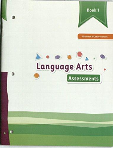 K12 Language Arts Assessments  Book 1  Literature   Comprehension