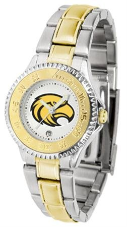 - Southern Mississippi Golden Eagles Competitor Two-Tone Women's Watch