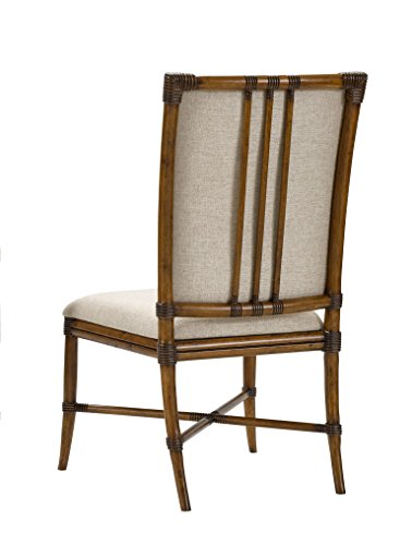 Broyhill 4548-585 Amalie Bay Bamboo Dining Chairs, ()