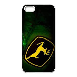iPhone 5, 5S Phone Case White John Deere DY7734667