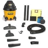 Shop-Vac 9541210 12-AMP Industrial SR Wet/Dry Vacuum, 12-Gallon