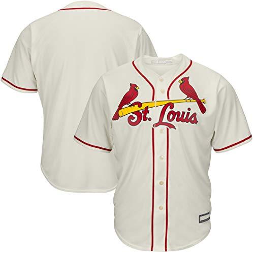 CHQ Sport Mens_St Louis_Cardinals_Jersey(L)