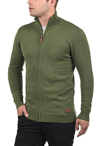 Burnt BLEND para hombre 77011 Norman chaqueta Olive lana de qaq1H4w