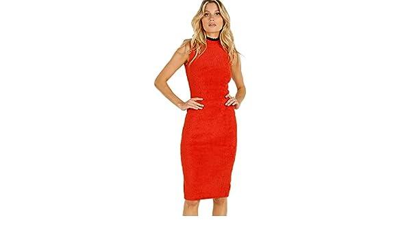 392143d6b91 Amazon.com  Splendid X Margherita Missoni Pluma Sweater Dress Rosso   Clothing