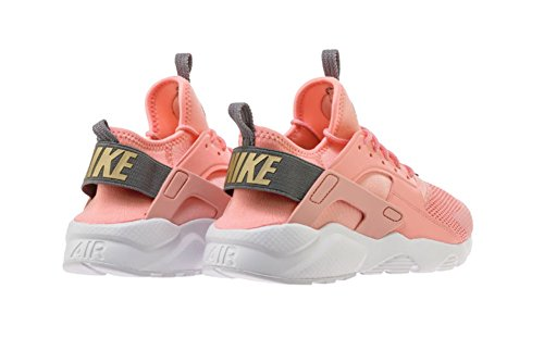 Nike Huarache Køre Ultra Gs Herre 847568-600 Bleget Koral / Metallisk Guld-gunsmoke TQYyN