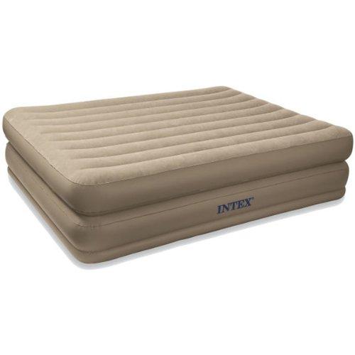 Intex Comfort Queen Airbed Kit, Outdoor Stuffs