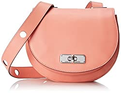 Marc by Marc Jacobs Donut Cross Body Bag, Spring Peach, One Size