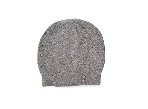 Bamboo Baby Beanie - BAREFOOT DREAMS BAMBOO CHIC LITE INFANT BEANIE (XS (0-6 months), PEWTER)