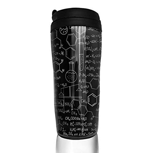 Science Chemistry Travel Mug Coffee Thermos Stainless Steel Flask Water Bottle]()