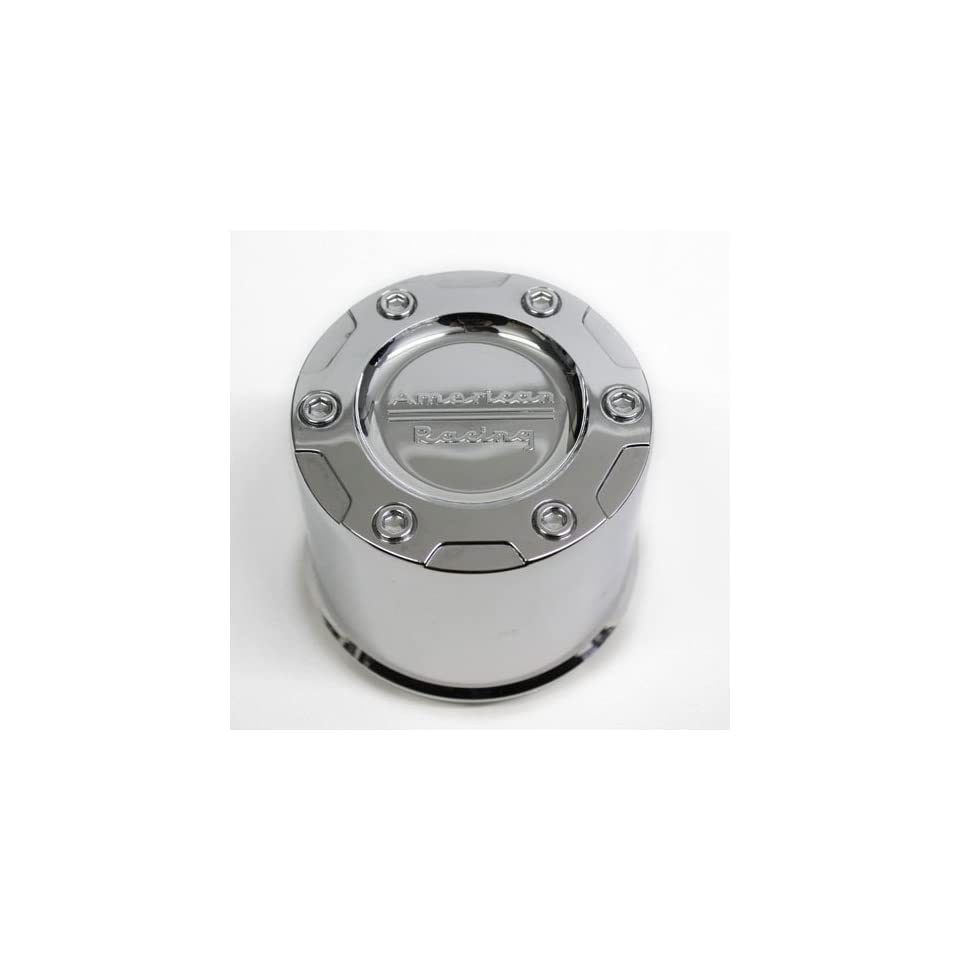 American Racing Wheel Style 608 Chrome Center Cap # 1342100041c