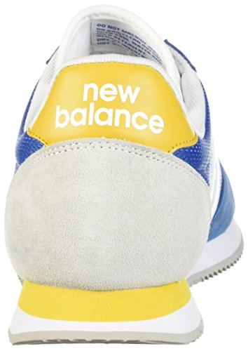 New Negro Adulto Unisex Black Balance U220v1 Zapatillas r18SrCw