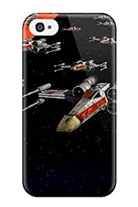 Awesome Case Cover Compatible With Iphone 4/4s - Star Wars