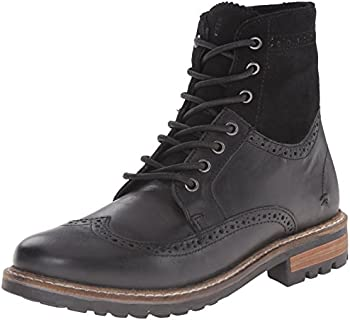 Crevo Sequoia Leather Dress Men's Boots